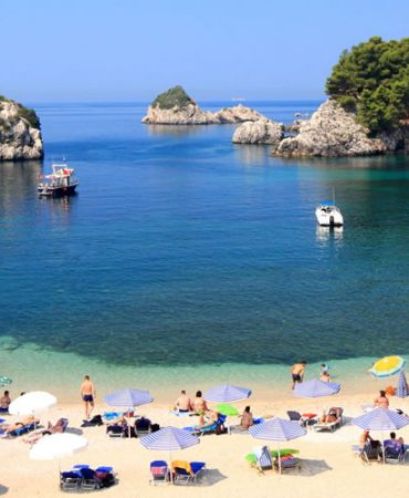 Parga Beaches